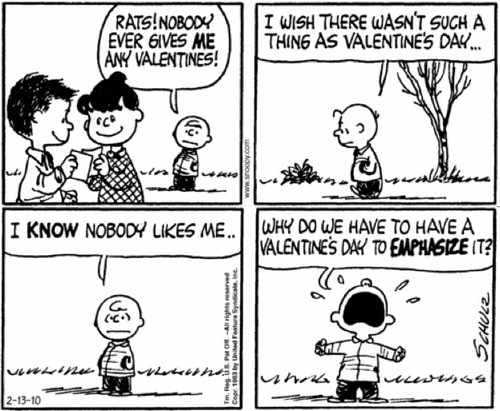 Charlie Brown Valentines